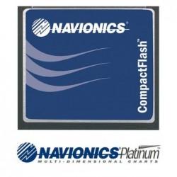 Cartografia Navionics Platinum+ XL CompatcFlash