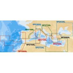 Cartografia Navionics Platinum+ XL MicroSD