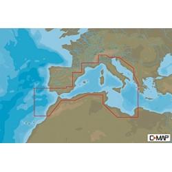 Cartografia C-Map Max N+ EM-Y076