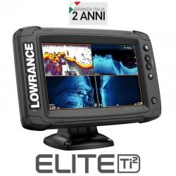 Lowrance Elite 7 Ti2 con TM150M