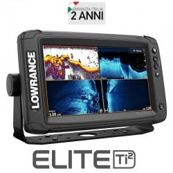 Lowrance Elite 9 Ti2 senza trasduttore