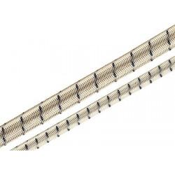 Corda Elastica Bianca