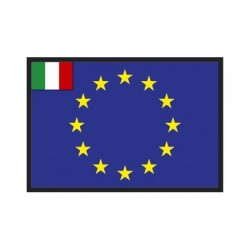 Bandiera Italia UE