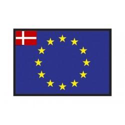 Bandiera Danimarca UE