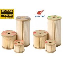 Cartucce originali per Filtri Turbine Racor