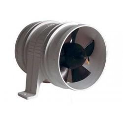 Aspiratore Turbo In-Line 2T