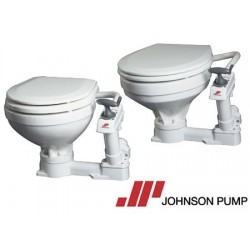 WC - Toilet Manuale Johnson