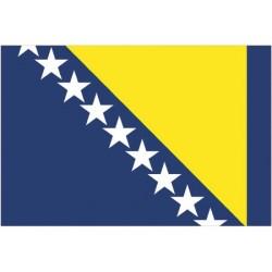 Bandiera Bosnia Herzegovina
