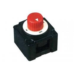 Deviatore Staccabatterie Mini Knob 250A
