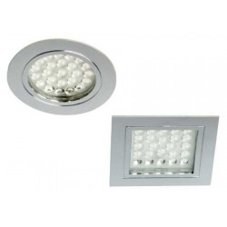 Plafoniera Chrome-R LED