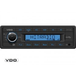 Radio-Lettore VDO RDS / MP3 / USB