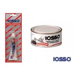 Crema Lucidante Iosso Fiberglass & Metal Restorer