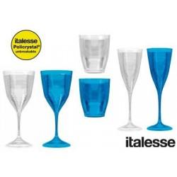 Calici e Bicchieri Fresnel Line in Policrystal ®