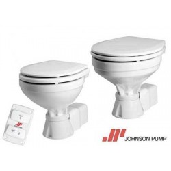 WC - Toilet Elettrica Johnson AquaT Silent