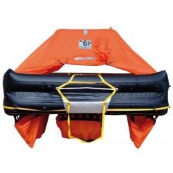 Zattera di Salvataggio Oceanic-Italia 9650 Grab Bag Eurovinil