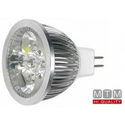 Lampadina Faretto Power LED G5,3 12V