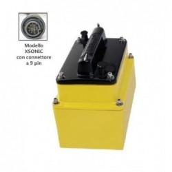 Lowrance trasduttore M260 Airmar  interno scafo 1kw (000-13914-001) - XSONIC 9pin