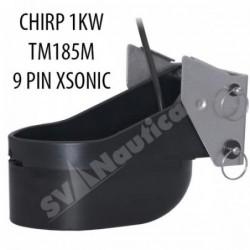 Lowrance TM185M trasduttore Chirp da 1kw