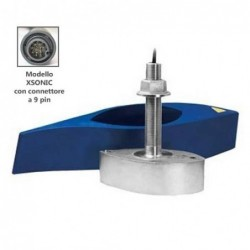 Lowrance SS260 trasduttore acciaio 1Kw (000-13783-001) - XSONIC 9pin